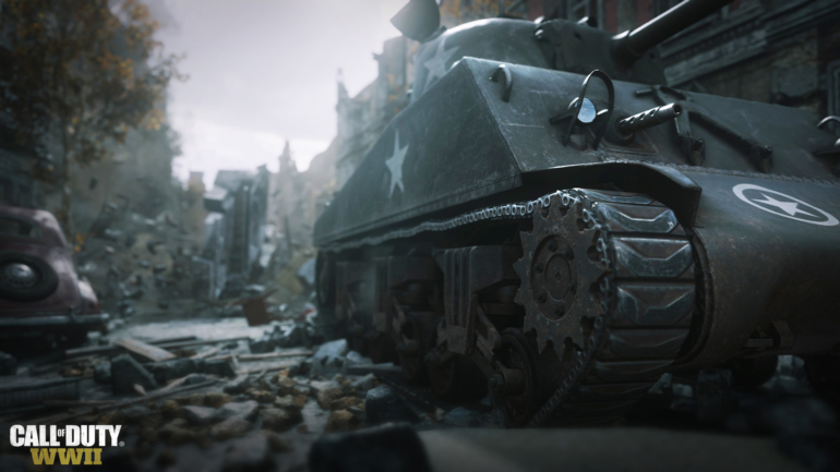 Call of Duty WWII Screenshot 4