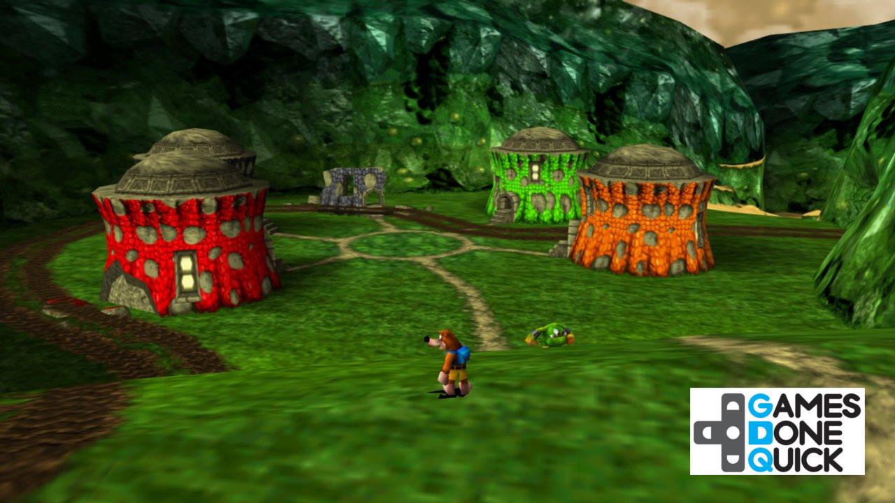 Banjo Tooie, Super Metroid, and Final Fantasy VI highlight