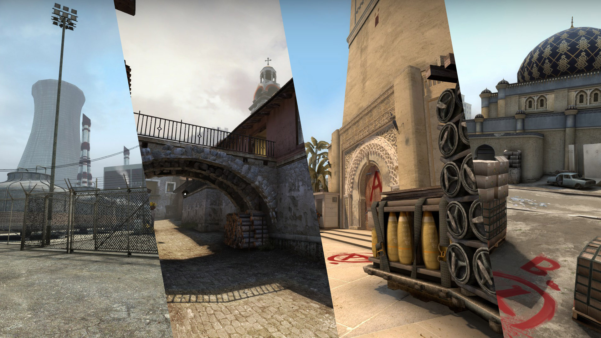 The Best CS:GO Maps for Beginners, Ranked