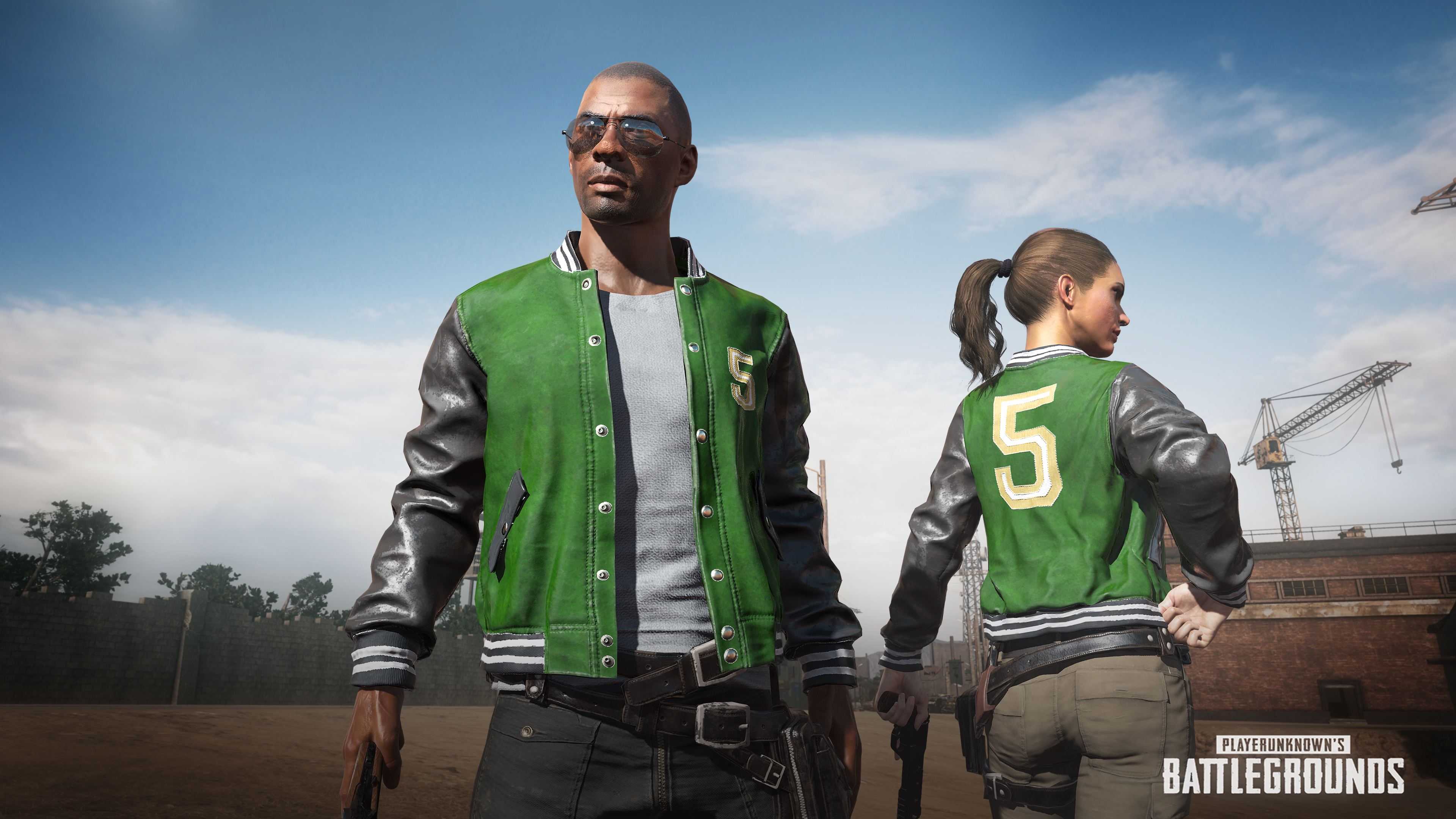 Pubg Players On Xbox Get Exclusive Loot As The Game