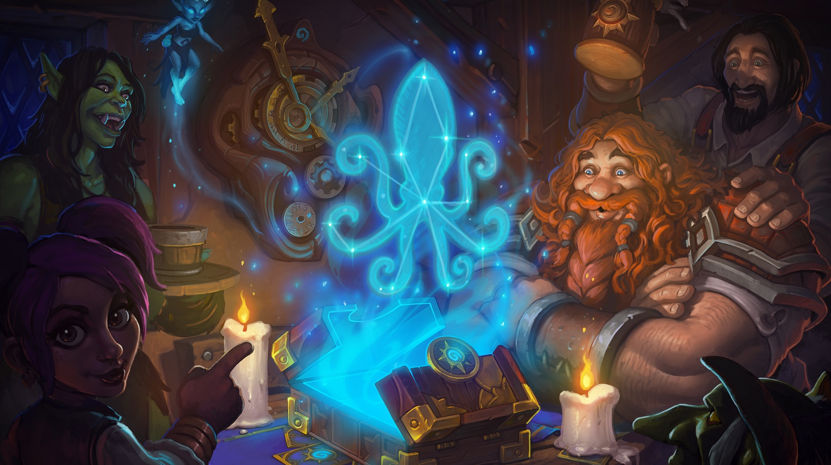 Hearthstone Ranked Rewards for March 2018 | What Will Your