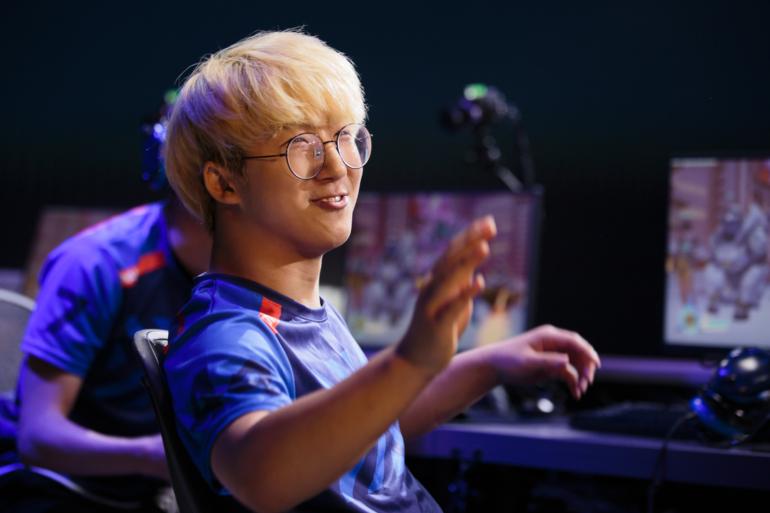 """Seong-Hyun """"Jjonak"""" Bang"""