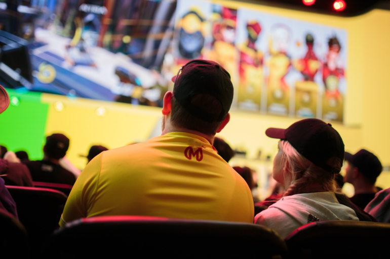 Florida Mayhem Fan