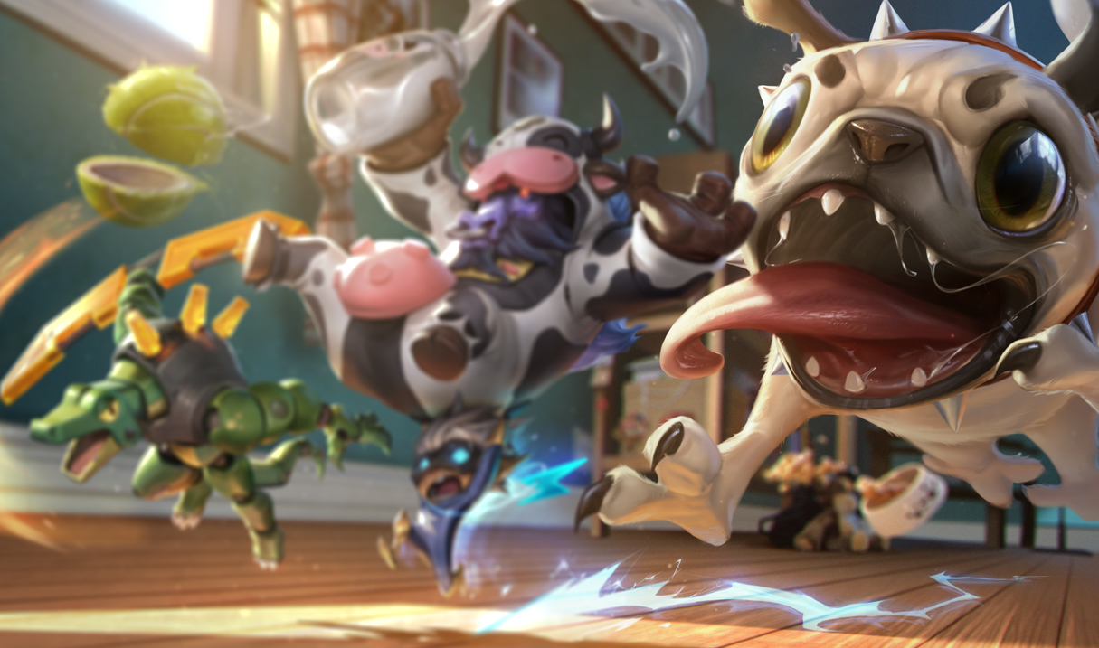 Kog'Maw dropped from best ADC in LoL to worst after Patch 8.3
