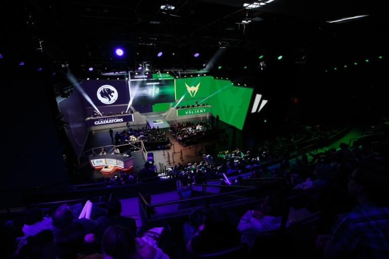 Los Angeles Gladiators, Los Angeles Valiant, Venue