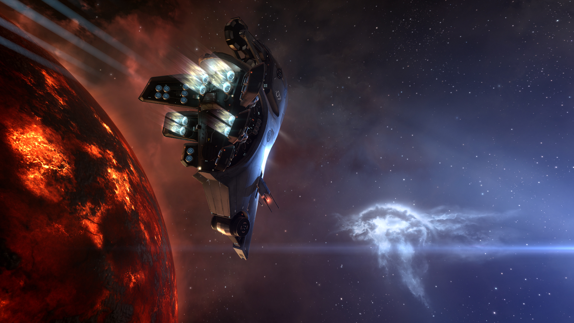 Two massive factions in Eve Online are about to clash in a $1