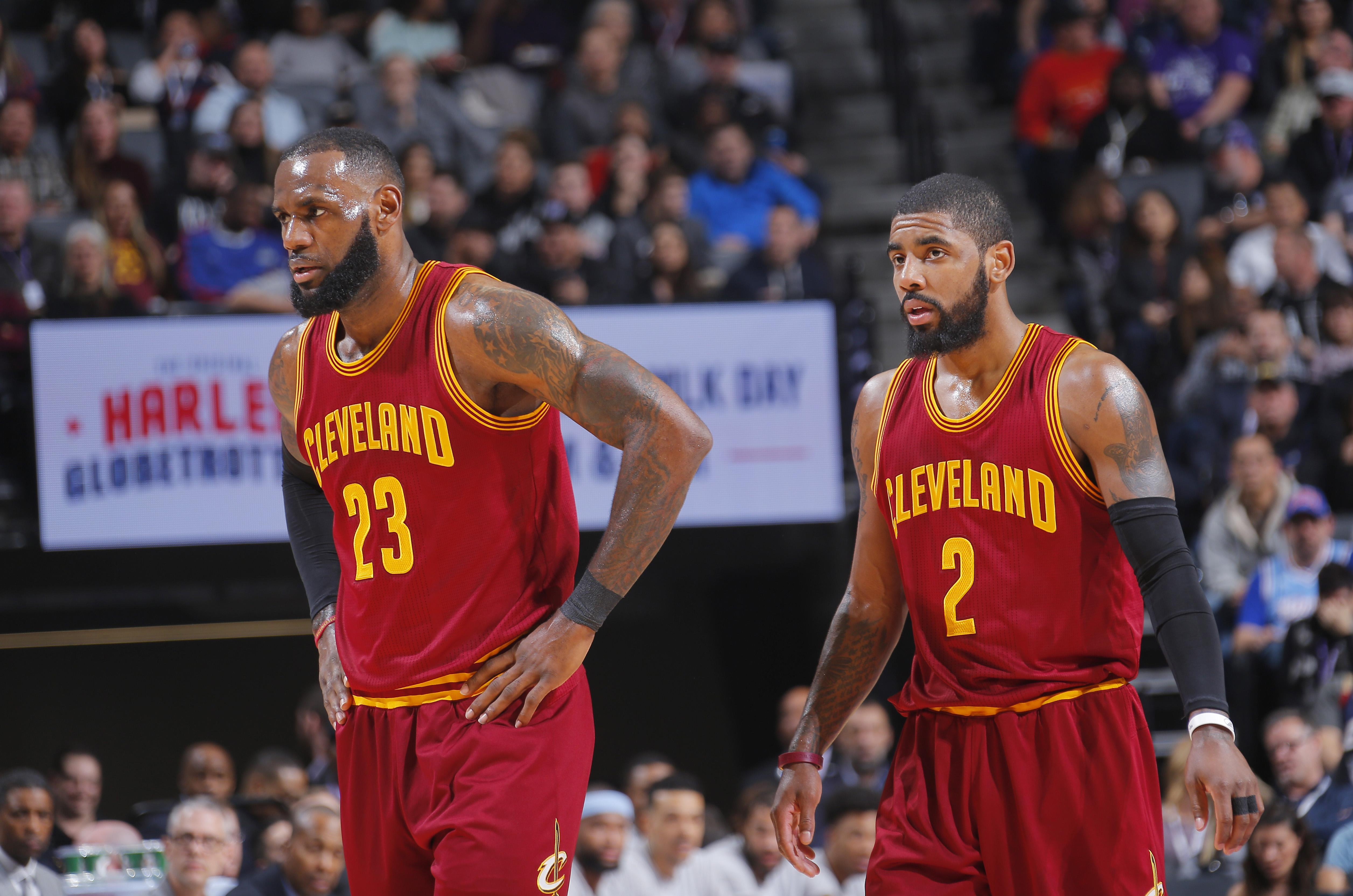 Cleveland Basketball Team >> Report The Cleveland Cavaliers And Houston Rockets Have
