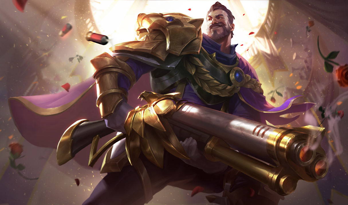 We finally know exactly how Riot chooses the Victorious skin