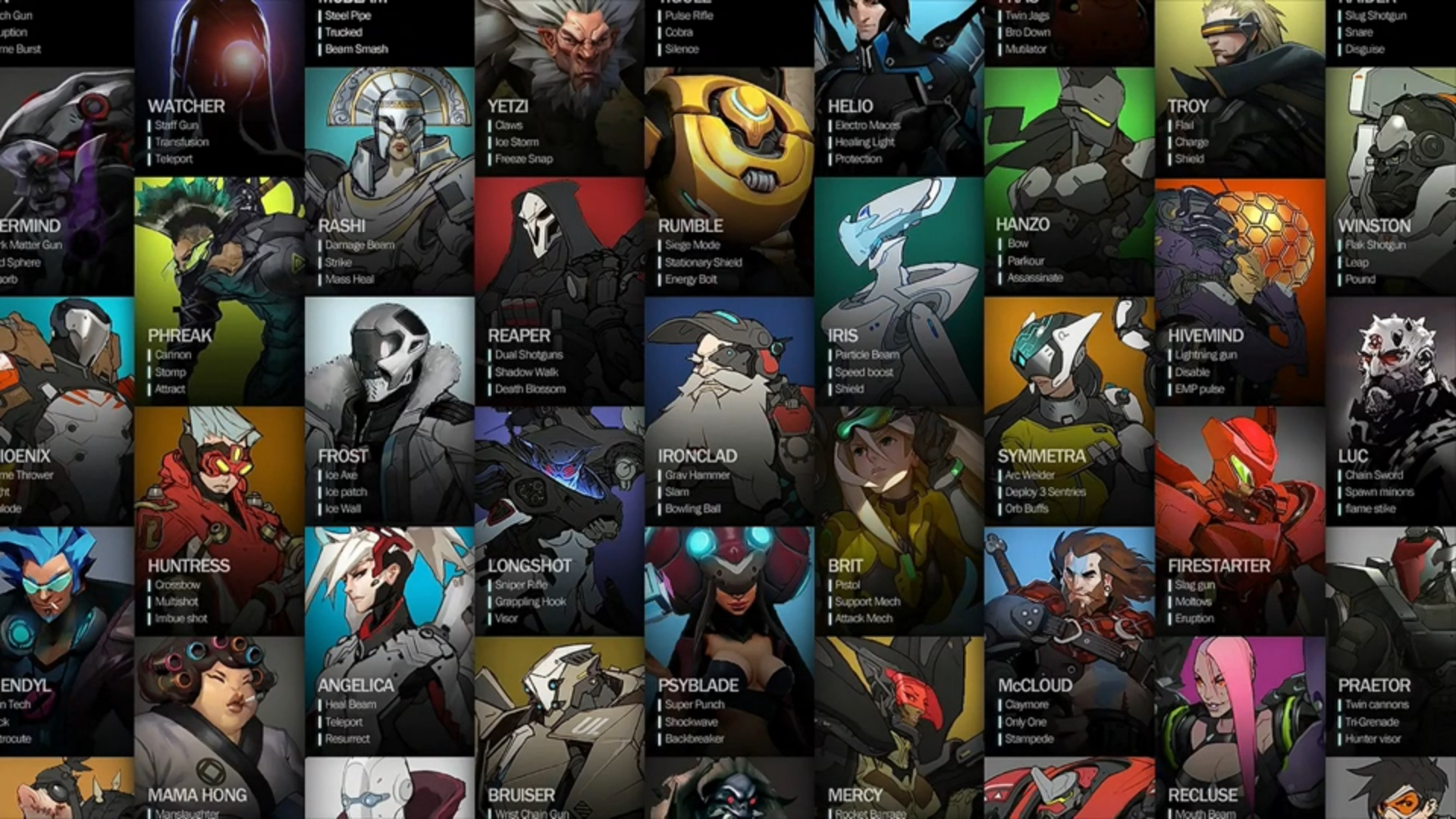 Pubg Hero By Gilbertgraphics: These Images That Were Used In The Original Overwatch