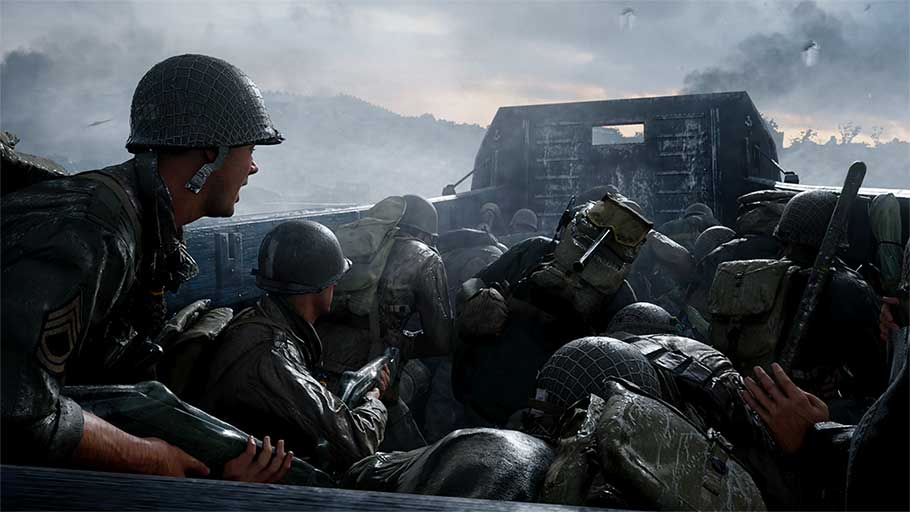 Basic Training Abilities in Call of Duty: WWII (Updated