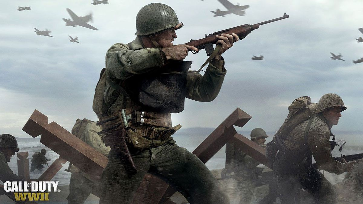 All Weapons in Call of Duty: WWII (Updated October 2018)