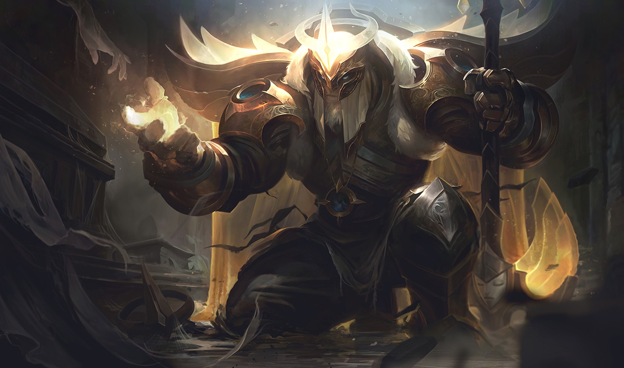 Lagra Fabriks Outlet se upp för Arclight Yorick is now available | Dot Esports