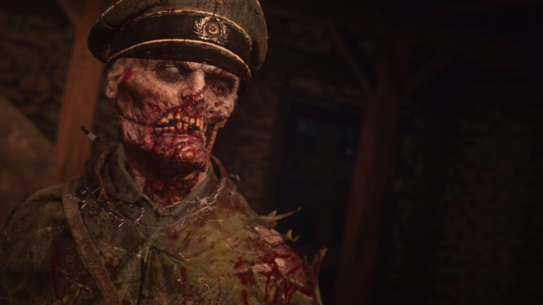 Terrifying Images Of Zombies From Call Of Duty Wwii Have