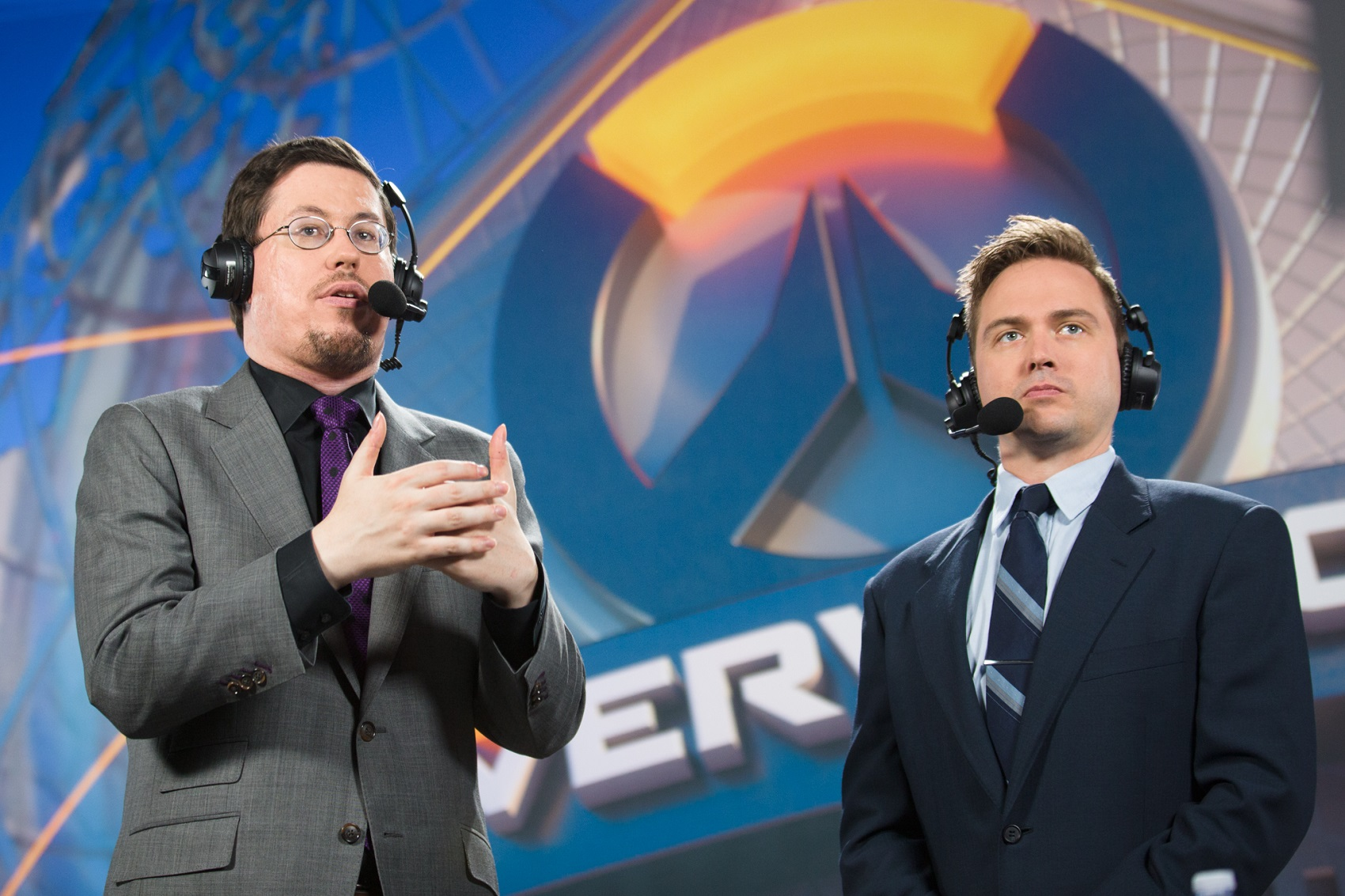 Blizzard is holding a casting call for Overwatch on-air talent | Dot