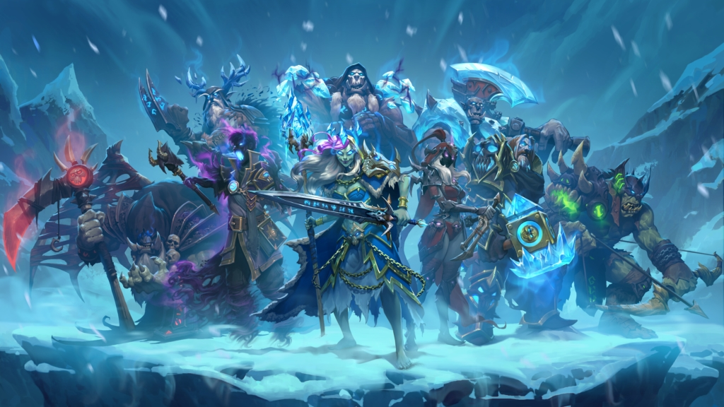 How to beat the Lich King with all nine classes in Knights