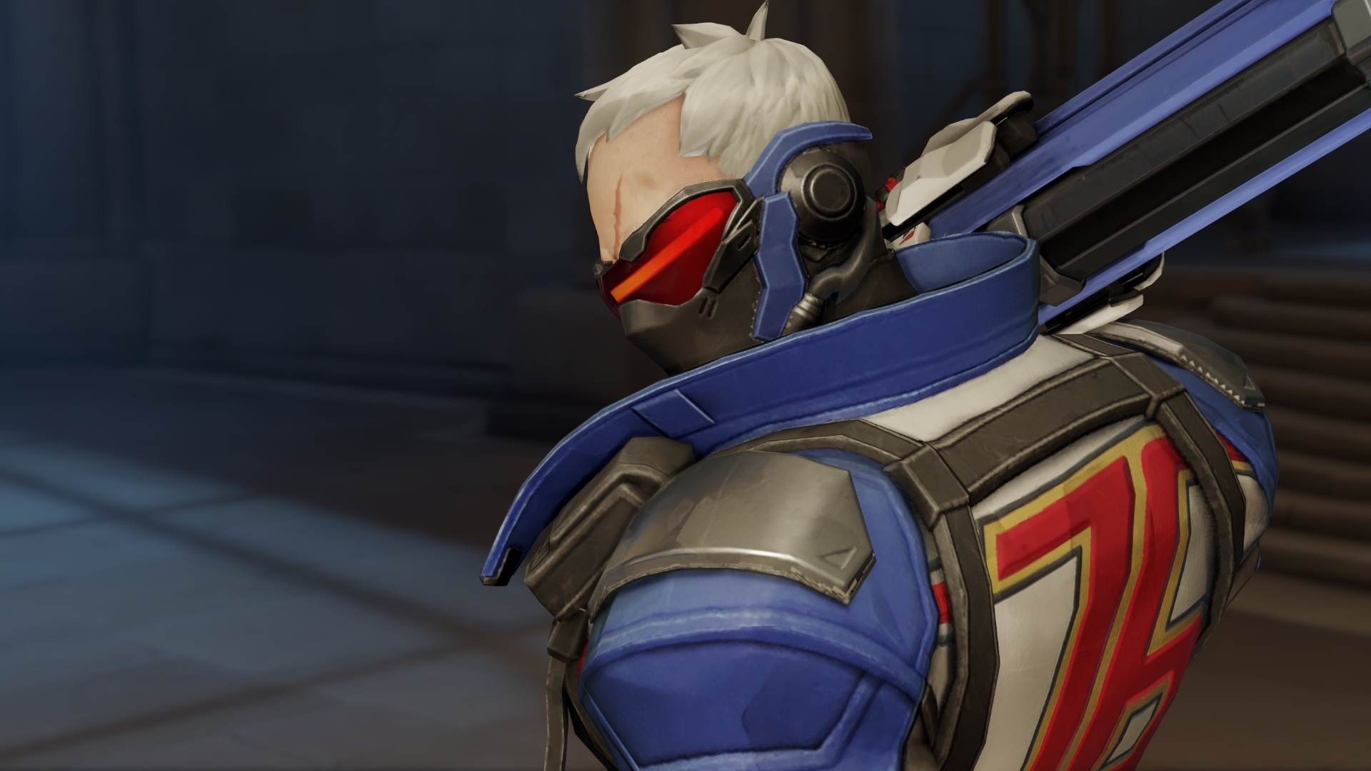 Image result for Soldier 76