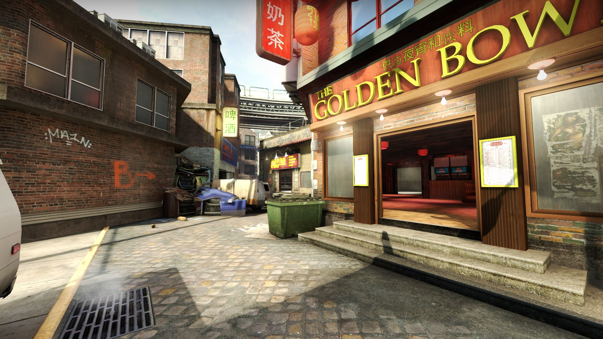 CS:GO is now free-to-play in China if users verify their