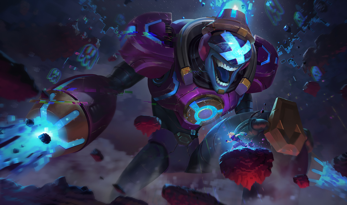 Vision ping, Arcade skins, URF, and more are arriving in League of