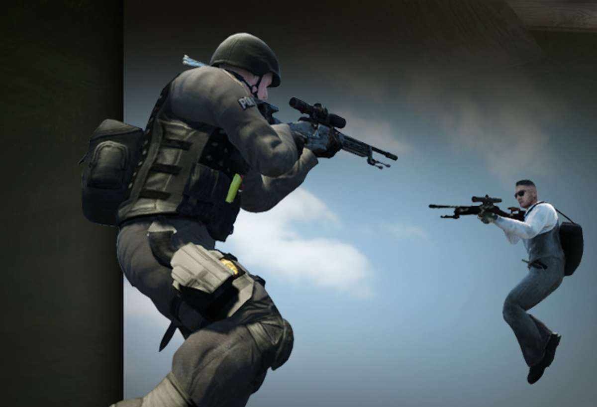 The first CS:GO update of August removes the jump spot bug