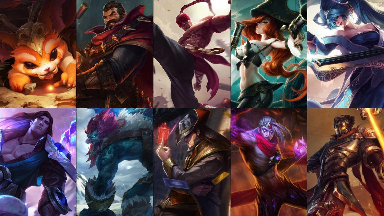 Riot extends free rotation to 14 champions a day after