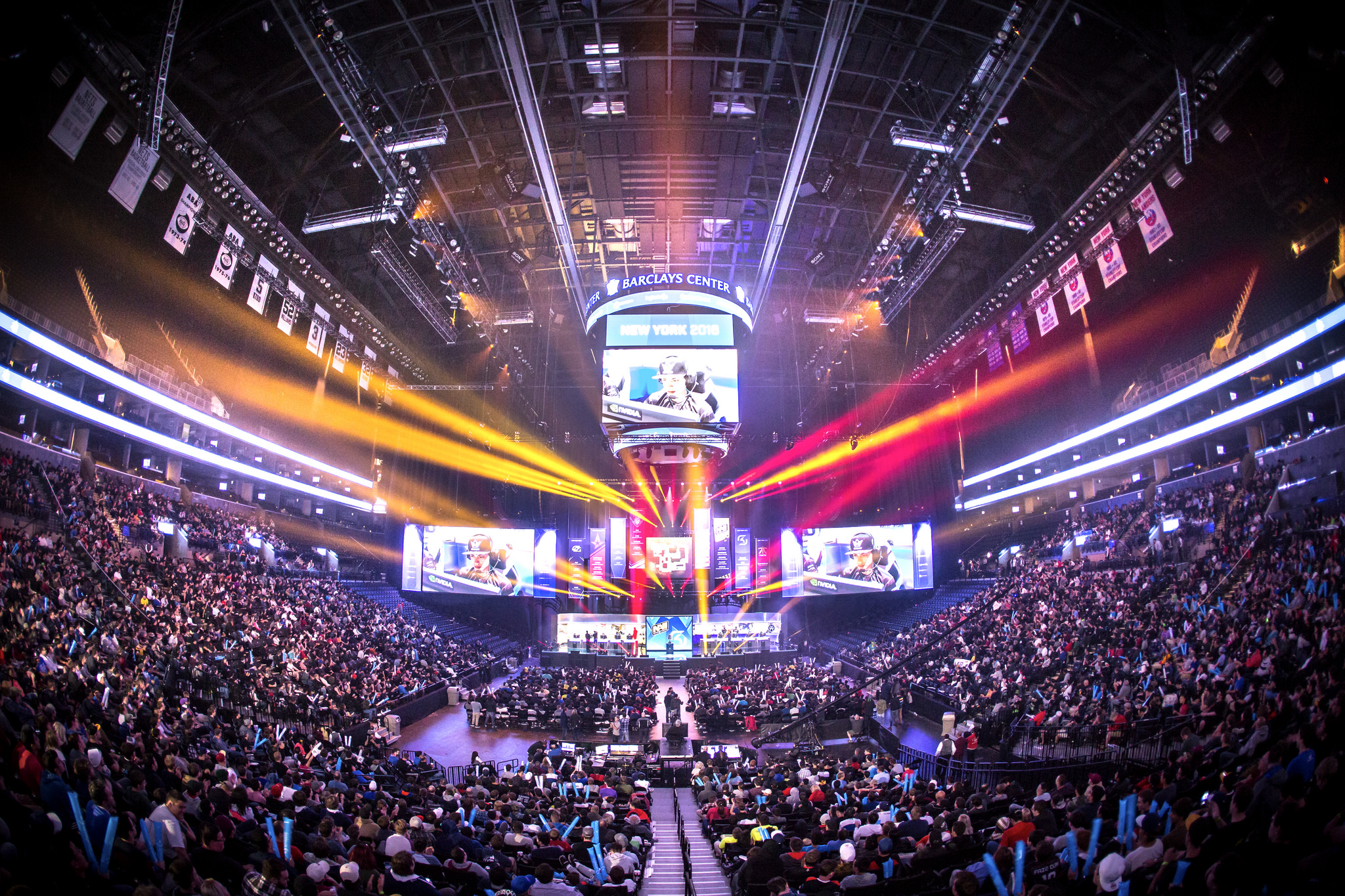 Barclays Center wants to become an esports hub in Brooklyn