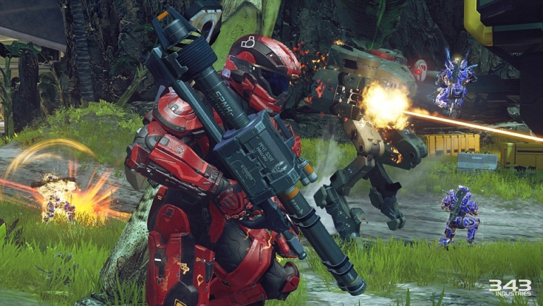 Fan-made Halo game Installation 01 gets approval from 343 | Dot Esports