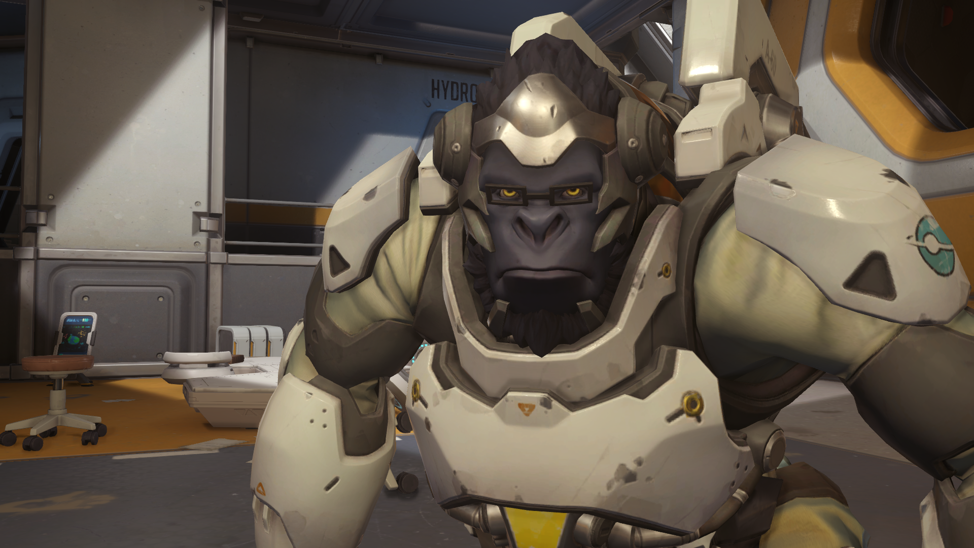 There are lots of secrets hidden in Overwatch's new Horizon Lunar