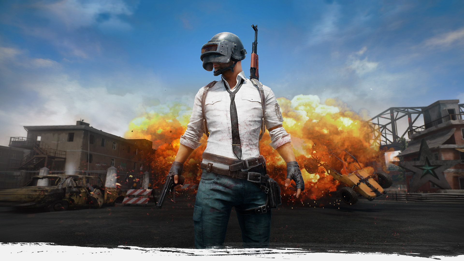 New PlayerUnknown's Battlegrounds Game Announced that May Not be a Battle Royale