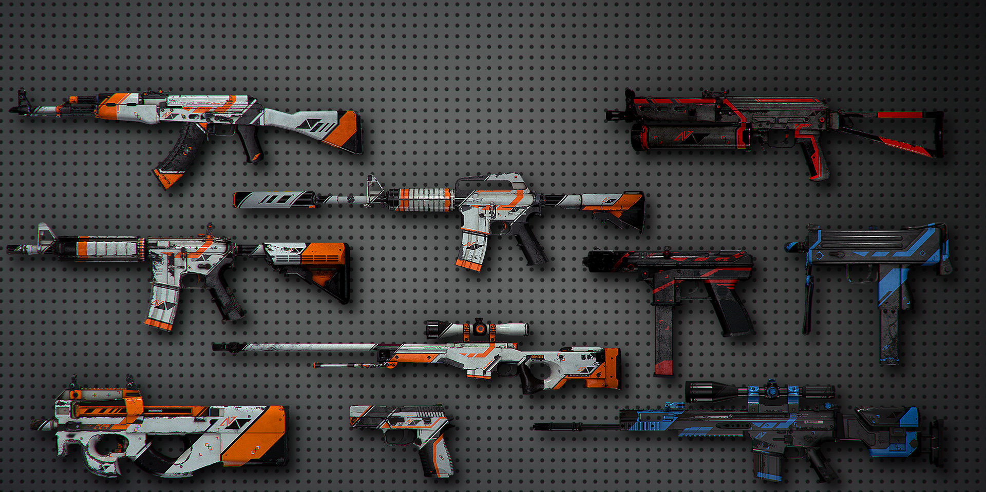 The 26 best CS:GO skins
