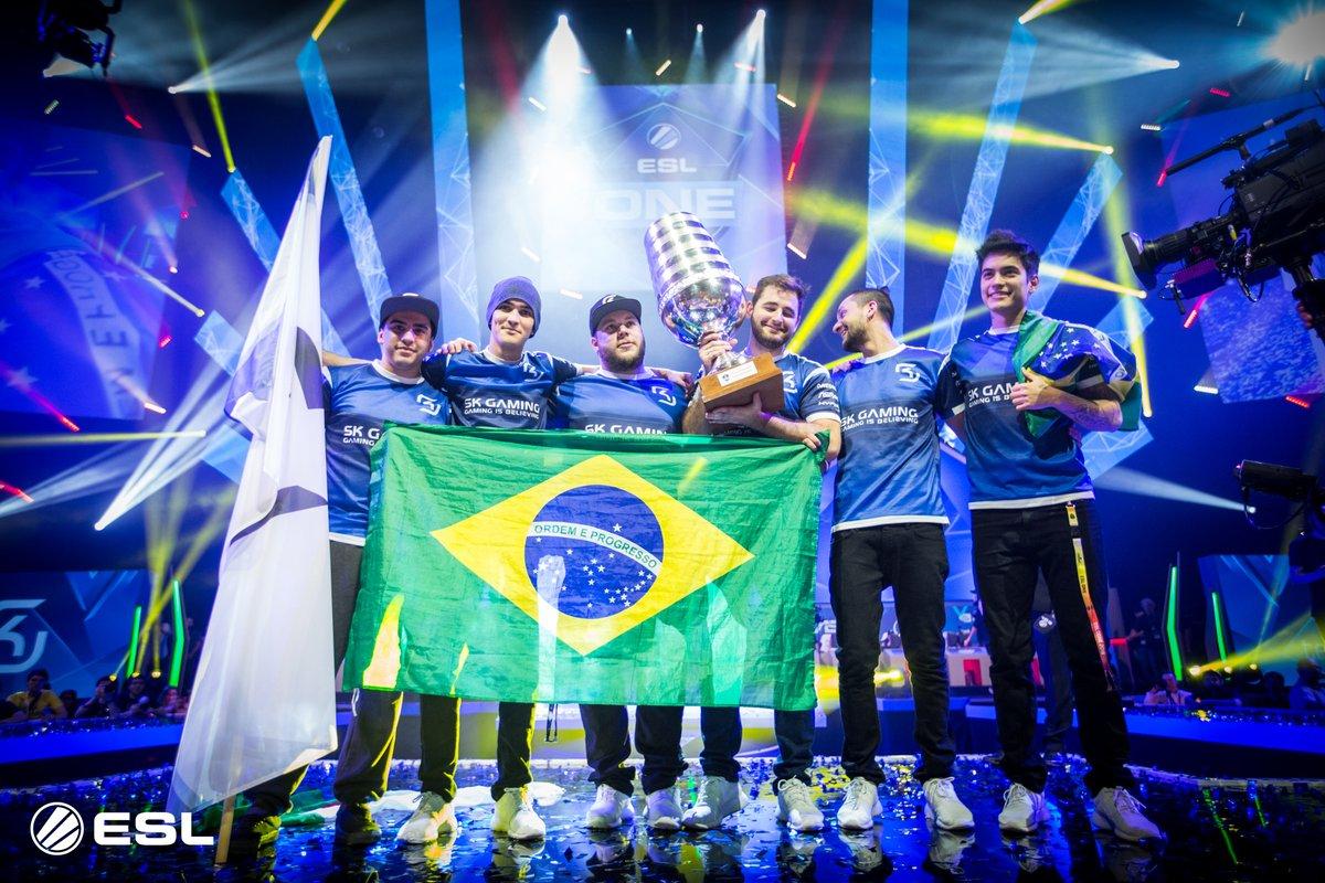 SK Gaming triumfuje podczas Moche XL Esports - IzakTV