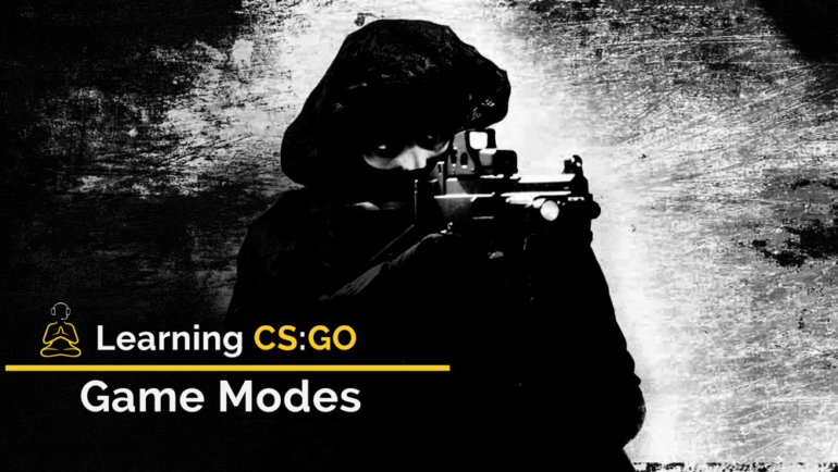 Learning-CSGO-Game-Modes