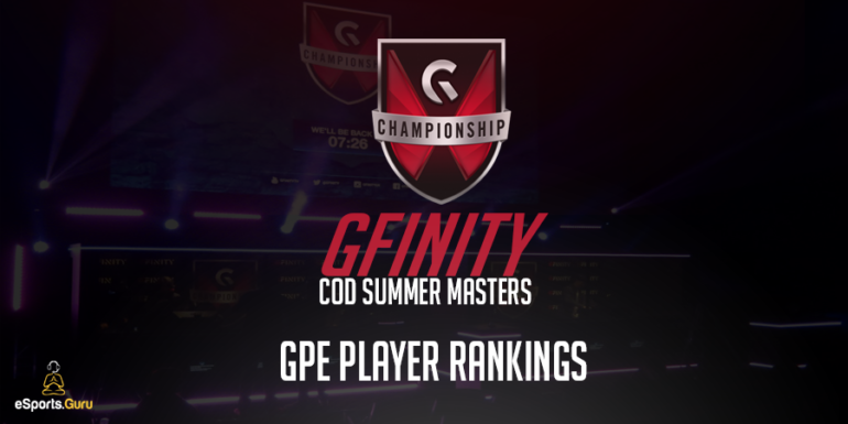 Gfinity-GPE-Player-Rankings