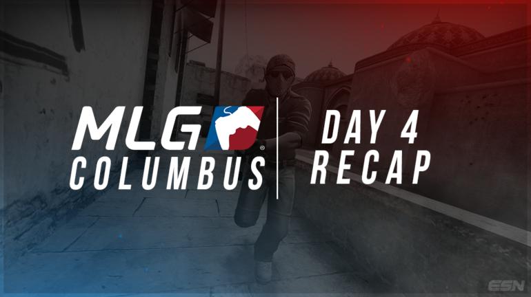 MLG-Columbus-Day-4-Recap