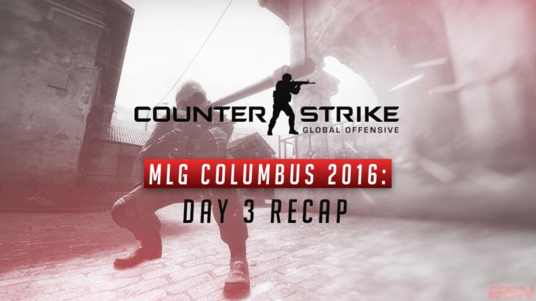 MLG-Columbus-Day-3-Recap