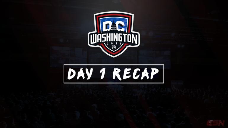 umg-washington-day-1-recap
