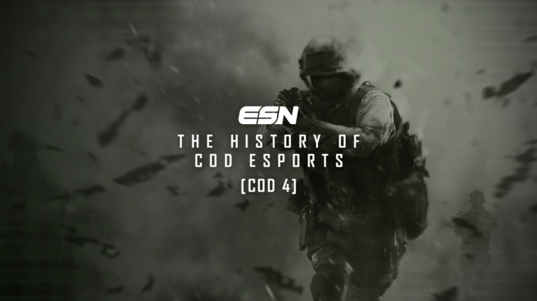 The-History-Of-Cod-Esports-Cod4