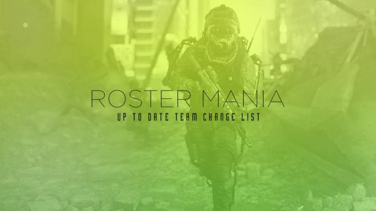 rosterchanges