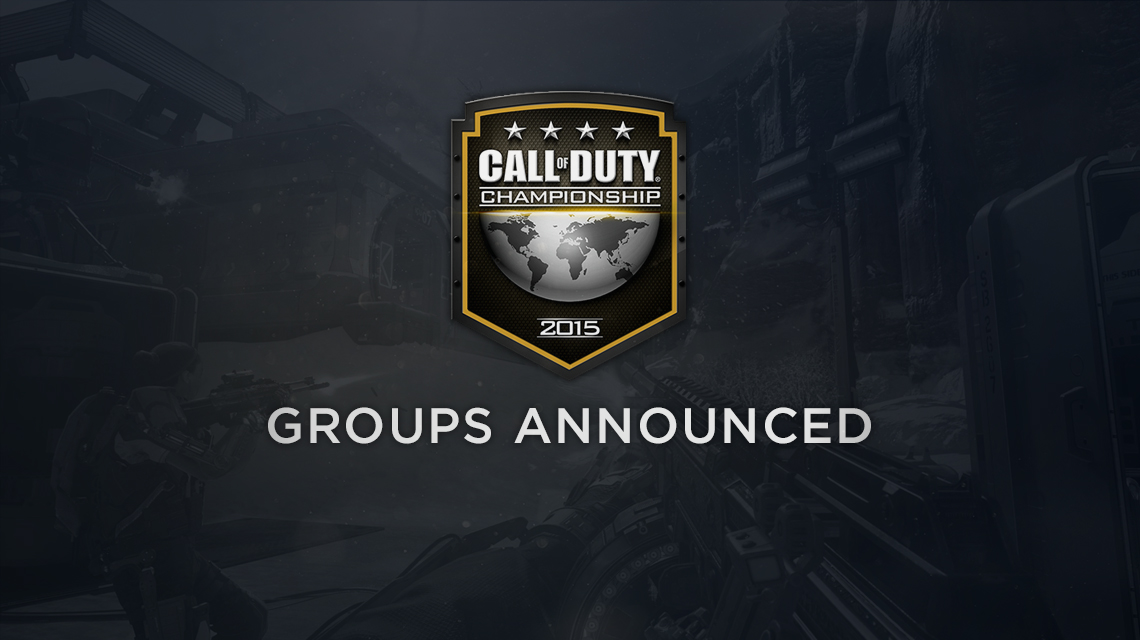 cod champs groups
