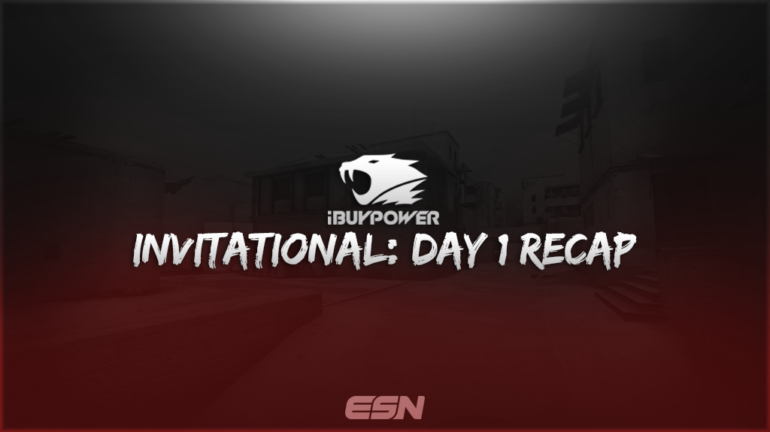Ibuypower-inventational-day-1-recap