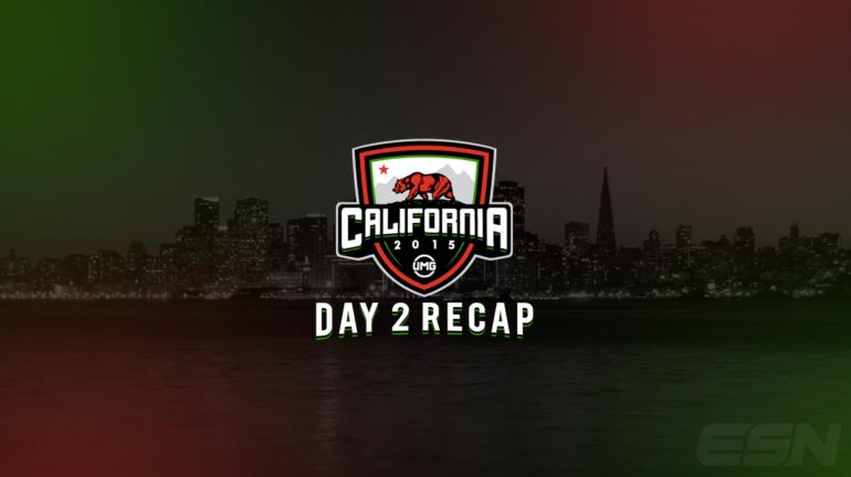 umg-cali-day-2-recap