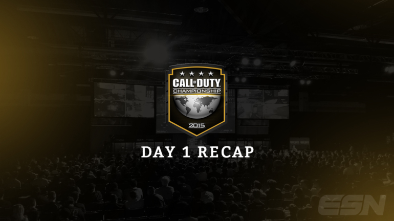 cod-champs-day-1-recap