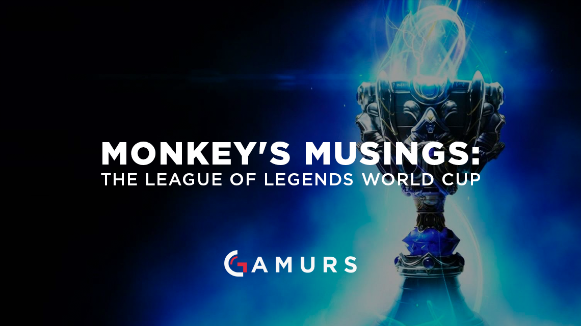 Monkeys Musings The League Of Legends World Cup Dot Esports