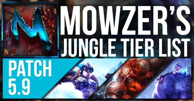 jungle-tier-list