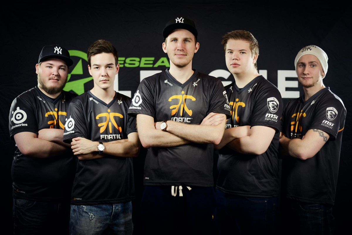 Fnatic Academy Cs Go