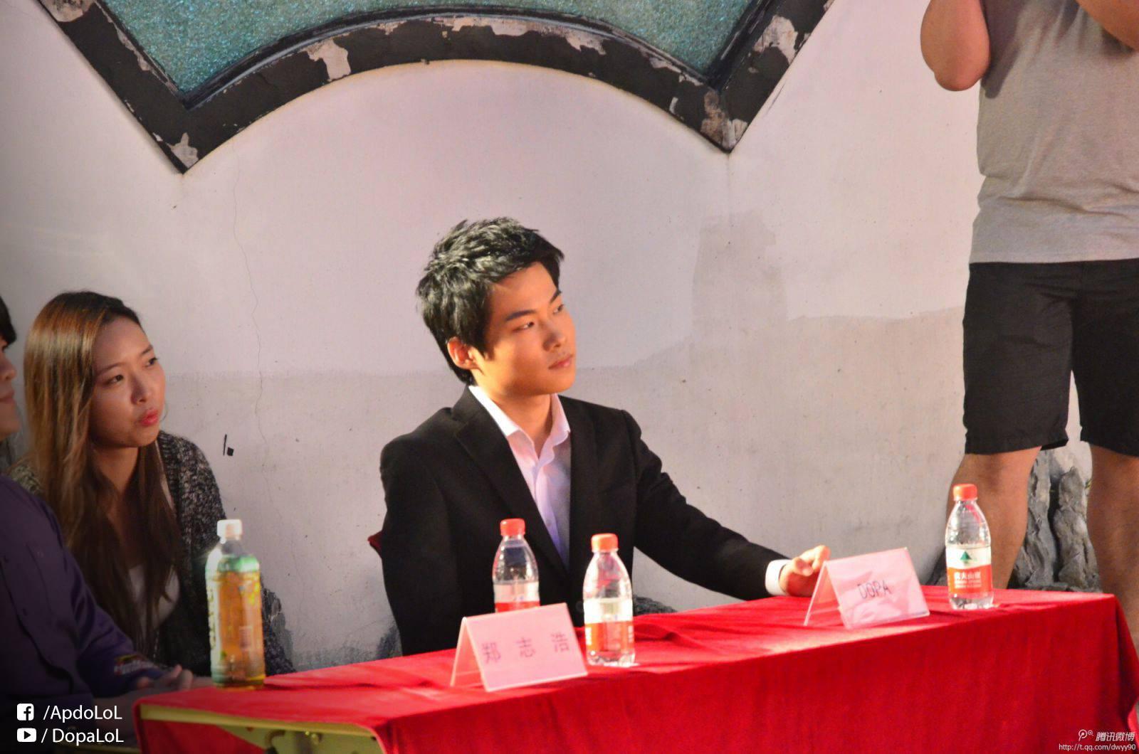 Apdo - Korea's Infamous Solo-queue Outlaw | Dot Esports