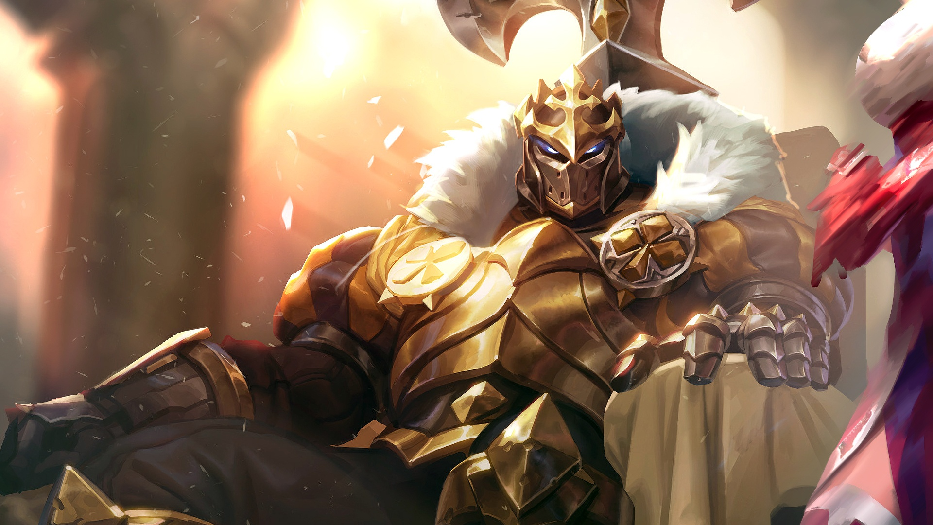 Mordekaiser was played in the LCS last week, and he has a