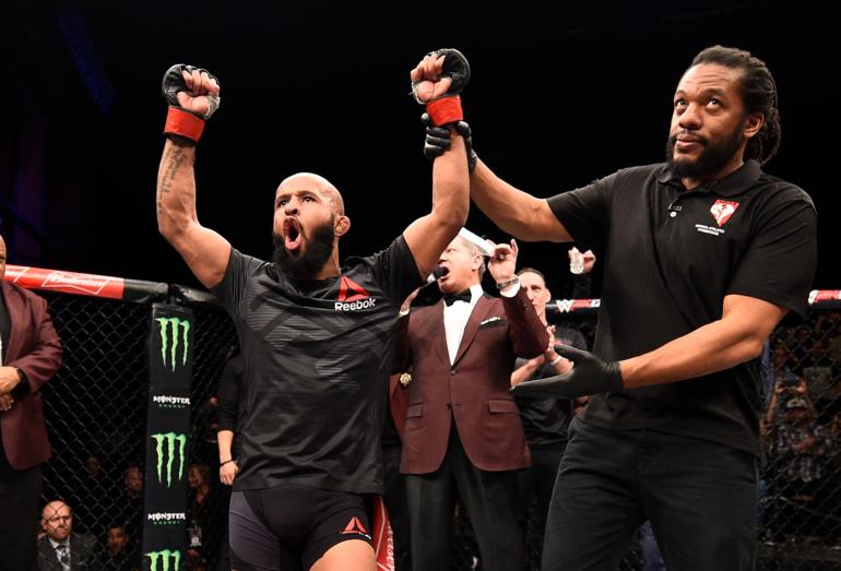 The Ultimate Fighter Finale: Johnson v Elliott