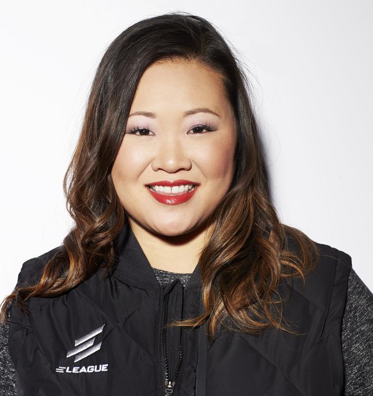 Christina Alejandre VP/GM eSports