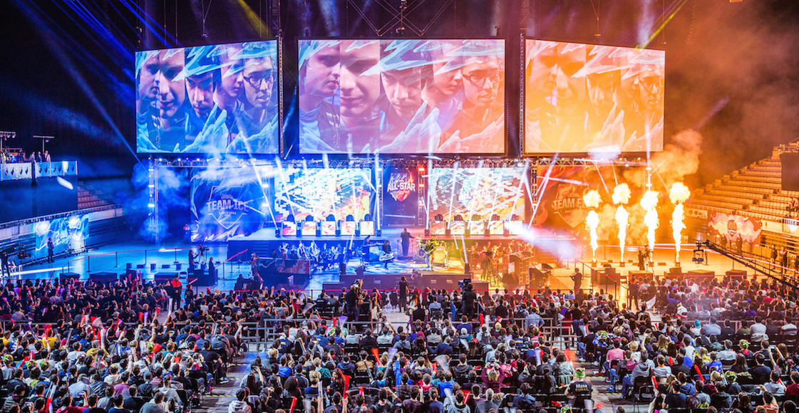 Team Ice dominate League of Legends All-Star event