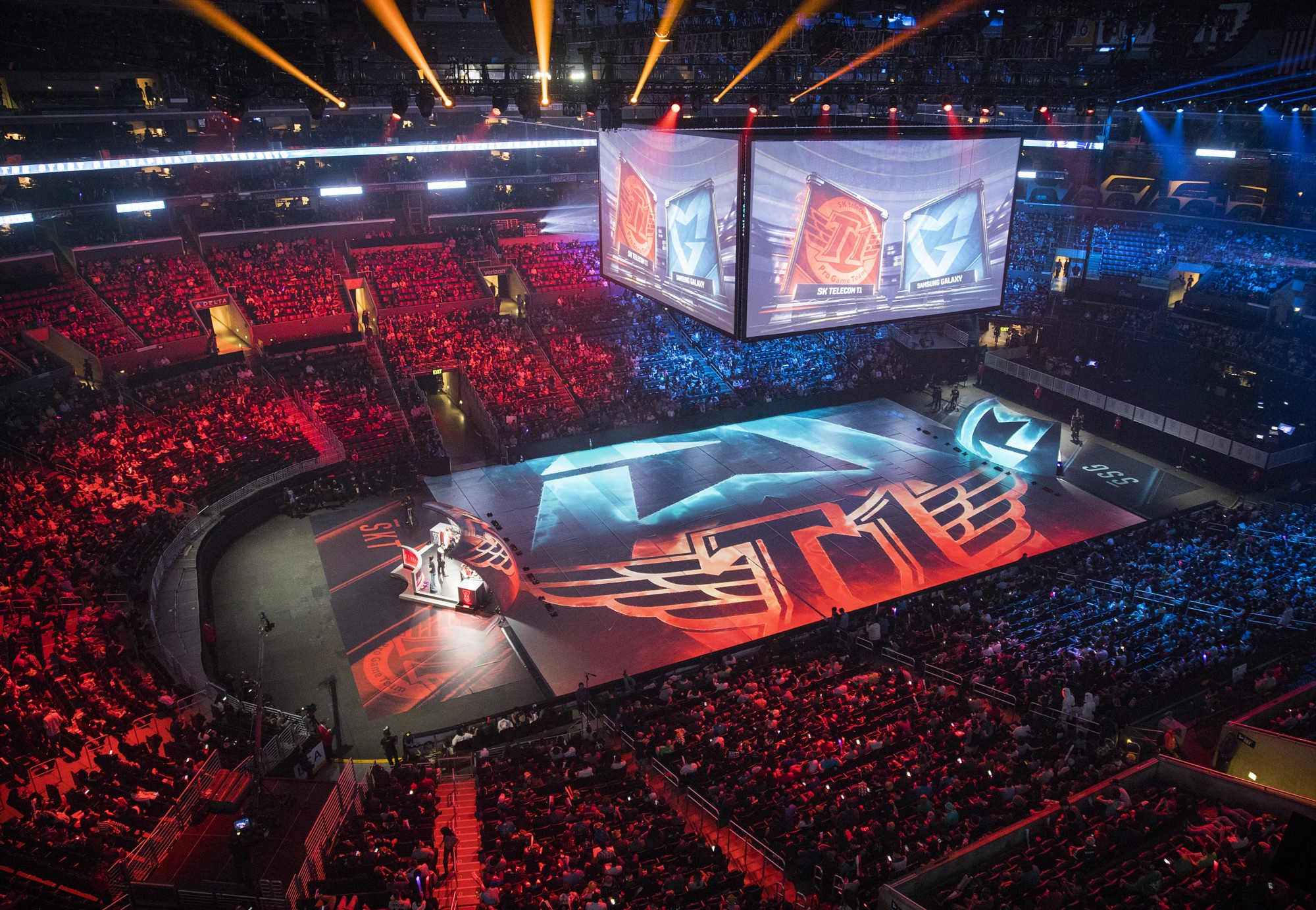 this year's league of legends world championships finals drew 43